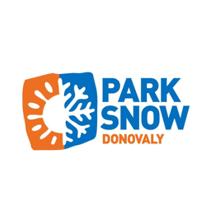 park snow cykloportal